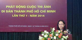 Cuộc thi ảnh Di sản văn hóa TP. Hồ Chí Minh Lần 1 - Năm 2014
