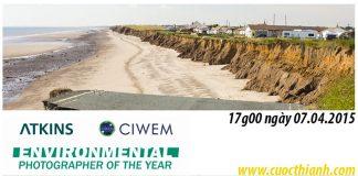 Cuộc thi ảnh môi trường 2015