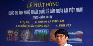 Lễ phát động Cuộc thi ảnh Nghệ thuật Quốc tế lần thứ 8 tại Việt Nam năm 2015 (VN15)