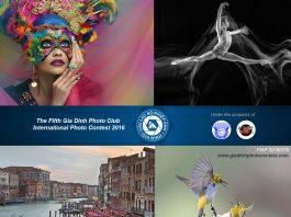 Cuộc thi ảnh quốc tế Gia Định 2016