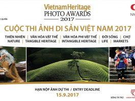 Cuộc thi ảnh Di sản Việt Nam 2017 - Vietnam Heritage Photo Award 2017