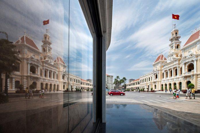 Cuộc thi ảnh Chào Sài Gòn 2017 - Ảnh: Sài Gòn Phản Chiếu