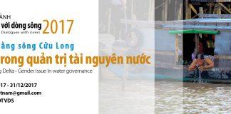 Cuộc thi ảnh Đối thoại với dòng sông 2017