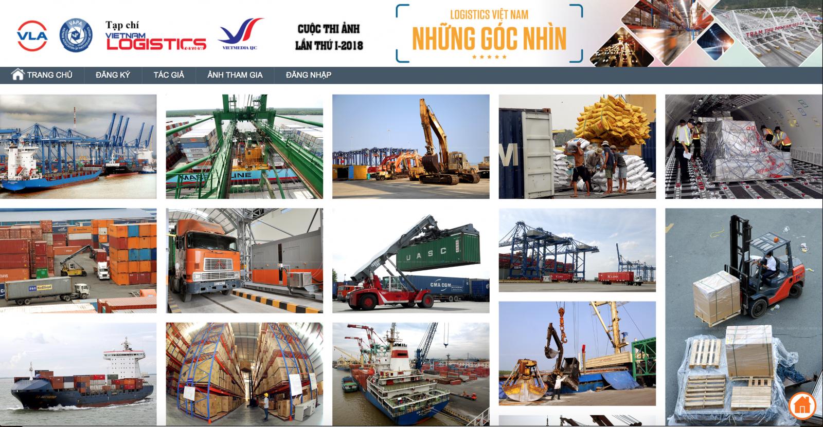 Cuộc thi ảnh Logistics Vietnam