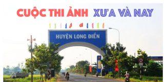 Cuộc thi ảnh huyện Long Điền xưa và nay