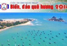 Cuộc thi ảnh Biển - Đảo Quê Hương 2018