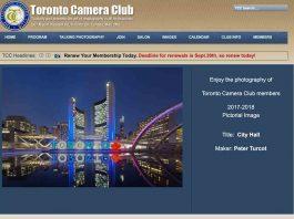 Cuộc thi ảnh quốc tế Toroto Canada
