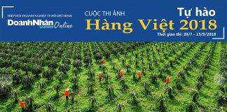 cuộc thi ảnh Tự hào Hàng Việt 2018