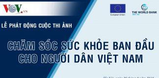 """Cuộc thi ảnh """"CHĂM SÓC SỨC KHỎE BAN ĐẦU CHO NGƯỜI DÂN VIỆT NAM"""