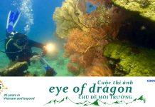 """Cuộc thi Ảnh nghệ thuật """"Eye of the Dragon"""" với chủ đề về môi trường"""